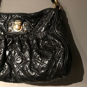82e436c3e1d0 Marc Jacobs Bags - Marc Jacobs leather quilted Italian handbag